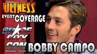 Space City Con 2013 - Bobby Campo
