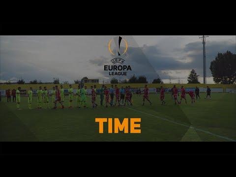 Europa League time