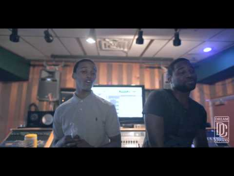 *unreleased* Lil Snupe Freestyle In Studio video