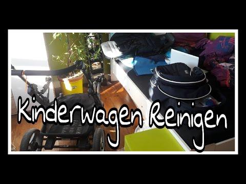 Kinderwagen Reinigen | Teutonia Quadro S11 || Reborn Baby Deutsch