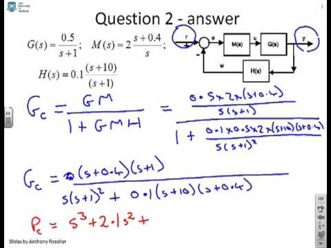 block diagrams 8 tutorial sheet on closed loop transfer Cluster Diagram for Writing Cluster Diagram for Writing