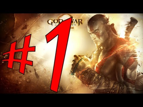 God Of War : Ascension - Parte 1: Kratos Aprisionado! [ Playthrough Em Pt-br ] video