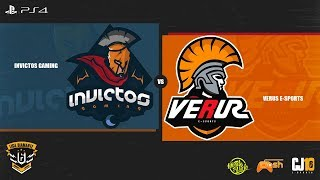 Liga Diamante #6 - Semifinal (PS4) Invictos Gaming X Verus E-sports