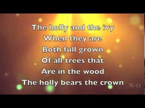 The Holly and the Ivy MP3 Christmas Download