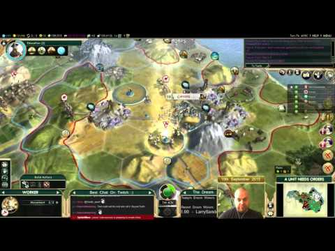 Civilization 5 Multiplayer 144: Japan [2/6] ( BNW 6 Player Free For All) Gameplay/Commentary