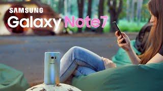 Обзор Samsung Galaxy Note7