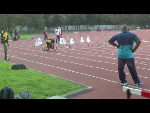 Lessons from Moscow part 1 - acceleration with Usain Bolt