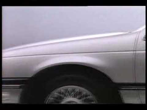 1986 Ford Taurus Commercial