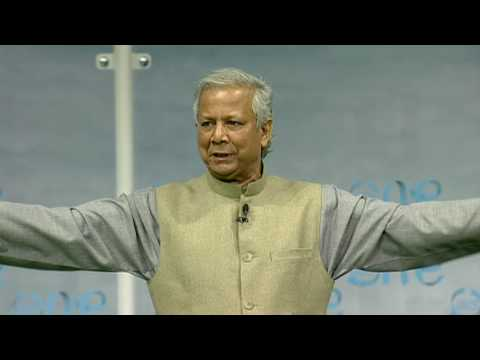 OYW 2010 Guest Speakers - Professor Yunus