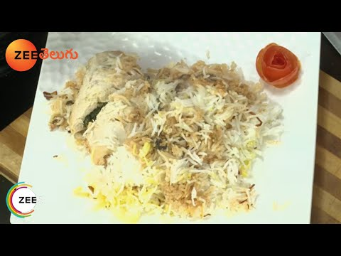 Vah re Vah - Indian Telugu Cooking Show - Episode 1124 - Zee Telugu TV Serial - Full Episode