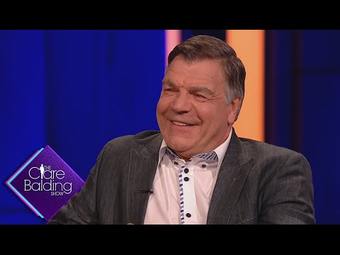 Sam Allardyce laughing at Chico Flores | The Clare Balding Show