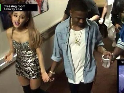 Ariana Grande & Big Sean Caught In The Act! (NEW COUPLE ALERT)