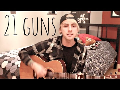 Green Day - 21 Guns (Acoustic Cover) by Janick Thibault