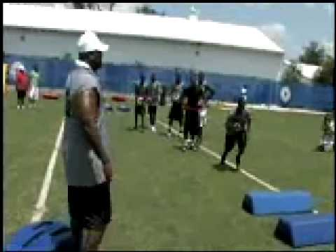 FBU TOP GUN- Running  Back Drills