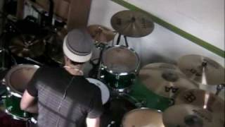 Passion - Kutless - drum cover - K Funk