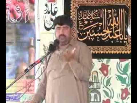 Zakir Aamir Abbas Rabani-majlis 26 Mar 2013at Kot Bahadar Jhang video