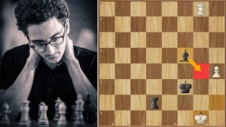 The Impossible Winning Move | Duda vs Caruana | Batumi Chess Olympiad (2018)
