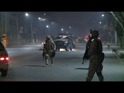 Imf Rep, Un Staff Among 21 Killed In Kabul Restaurant Attack video