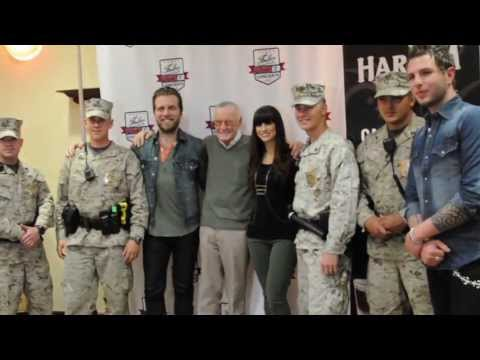 Happy Memorial Day: A Thank You From Gloriana