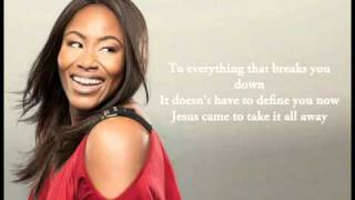 Watch Mandisa Say Goodbye video