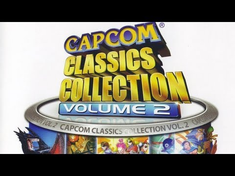 CGR Undertow - CAPCOM CLASSICS COLLECTION VOL. 2 review for PlayStation 2