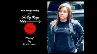 "Download Lagu Brett Young's ""Mercy"" (cover) by Shelby Raye Gratis STAFABAND"