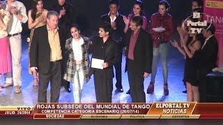 Festival Mundial de Tango Rojas 2014: La segunda jornada