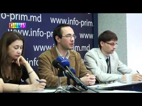 Conferința de presă a Grupului civic pentru egalitate