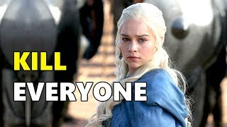 Daenerys Must Become A Villain: New Game of Thrones Fan Theory