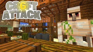 Mega Hausdekoration! Beacon fertig! - Minecraft Craft Attack 6 #80 - SparkofPhoenix