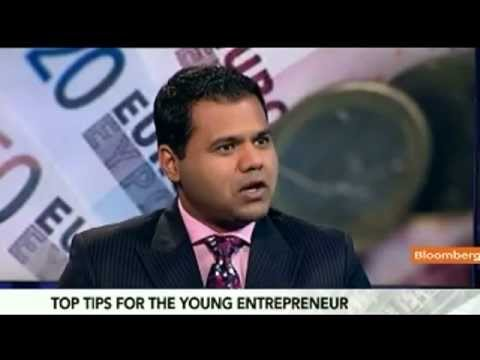RationalFX CEO Rajesh Agrawal on Bloomberg TV