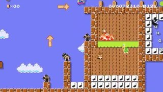 Nintendo Arcade! (Checkpoints) by BoomToon - Super Mario Maker - No Commentary