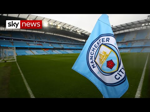Man City banned from Champions League for two seasons