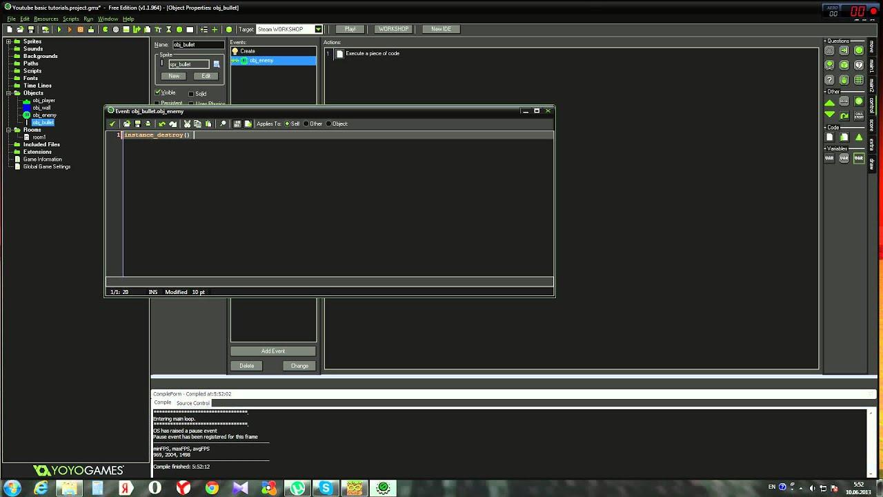 Видеоурок как работать с таблицами