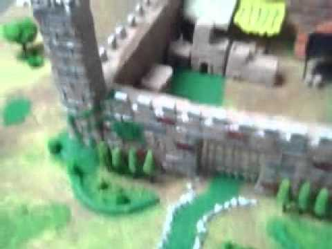 Kamran Ahmad hand made Castle