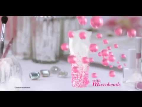 The New Veet Brightening Hair Removal Cream With Microbeads