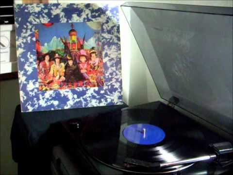 The Rolling Stones - She's a Rainbow from Their Satanic Majesties Request vinyl