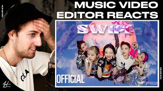Download lagu Video Editor Reacts to ITZY