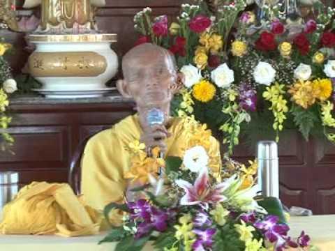 Pháp Môn Tịnh Độ (tại Tịnh Xá Ngọc Trường, 02-09-2012)