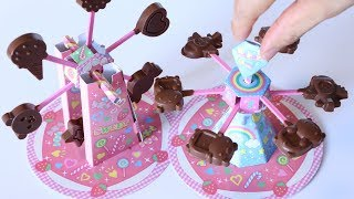 Chocolate Amusement Attraction Making KIt【DIY Candy】