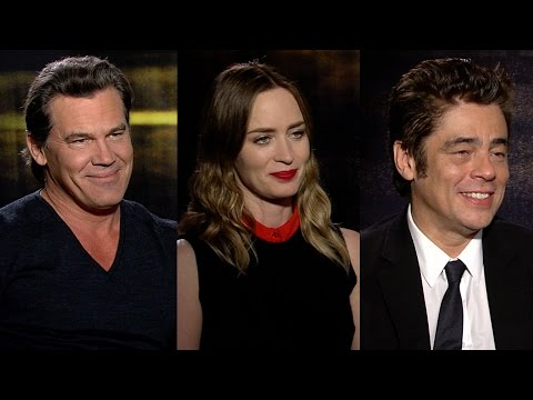 Watch The 'Sicario' Cast Talk About Working With Roger Deakins
