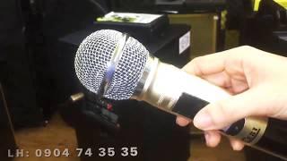 Test Karaoke Micro Không Dây Best U-101 Âm Thanh Quá Rõ ,Quá Thật