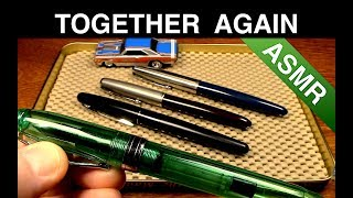 Fountain Pen Assembly - Relaxing ASMR