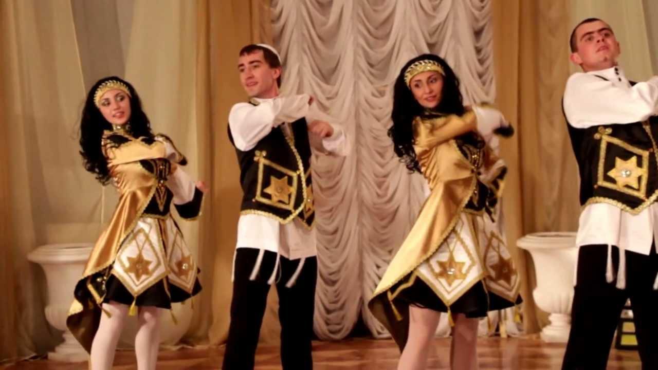 Avanscena jewish dance youtube