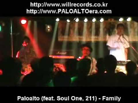 Paloalto - Family (feat. Soul One, 211) Live @ GEEK