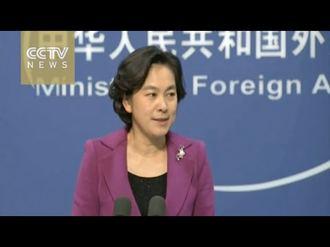 China: U.S. should promote stability in South China Sea dispute