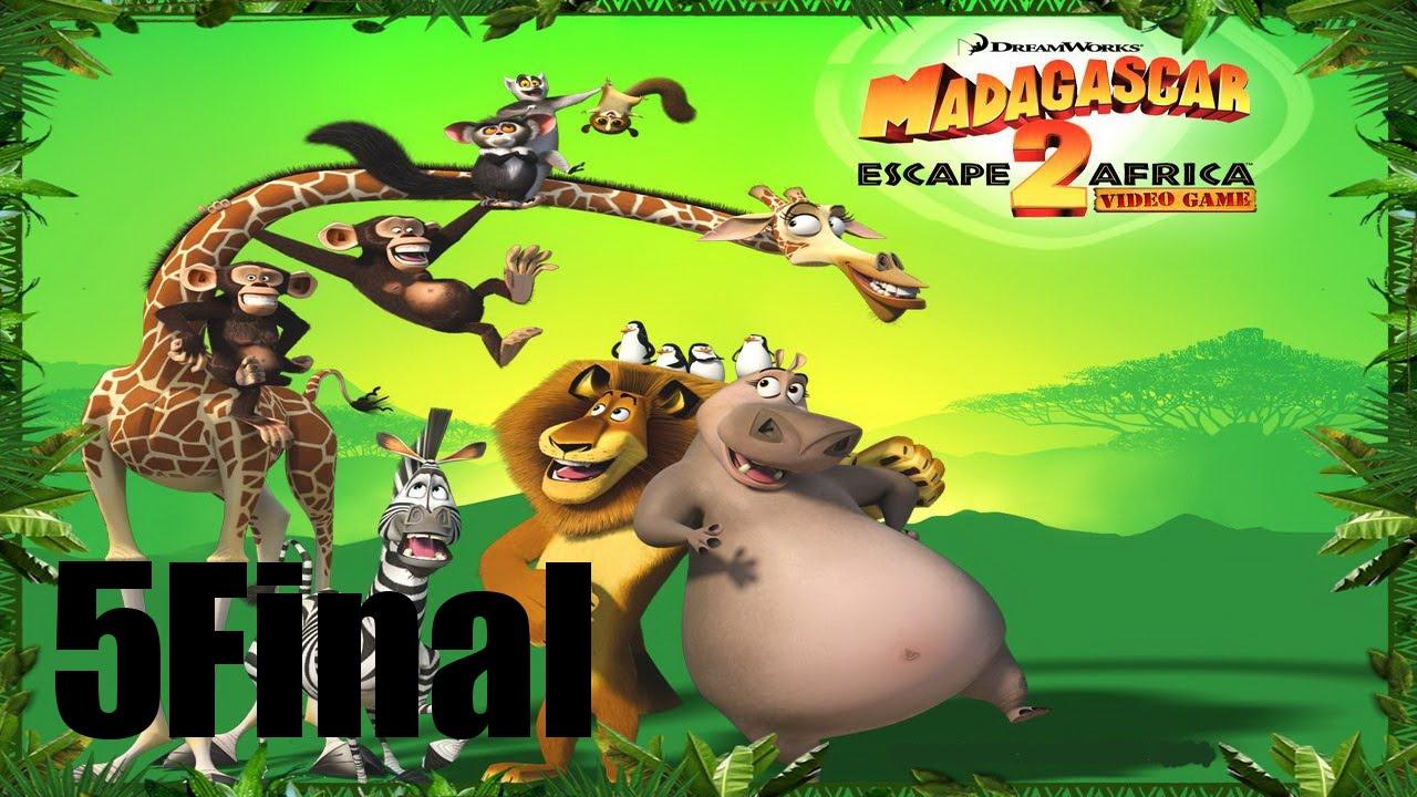 Для Телефона Игру Мадагаскар 2