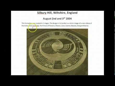 Orion, Venus And The Golden Age - Crop Circle Connection
