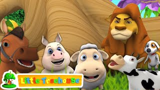 Animal Sound Songs | Nursery Rhymes For Babies | Compilation Of Videos For Kids by Little Treehouse
