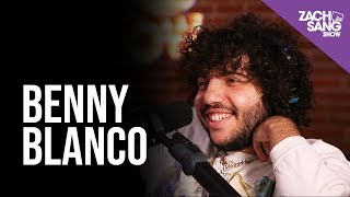 Benny Blanco Talks Eastside Halsey Kanye West